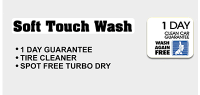 Soft Touch Wash
